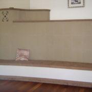 Sandstein-Speicherofen